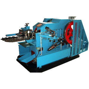 3 die 3 blow cold forging machine
