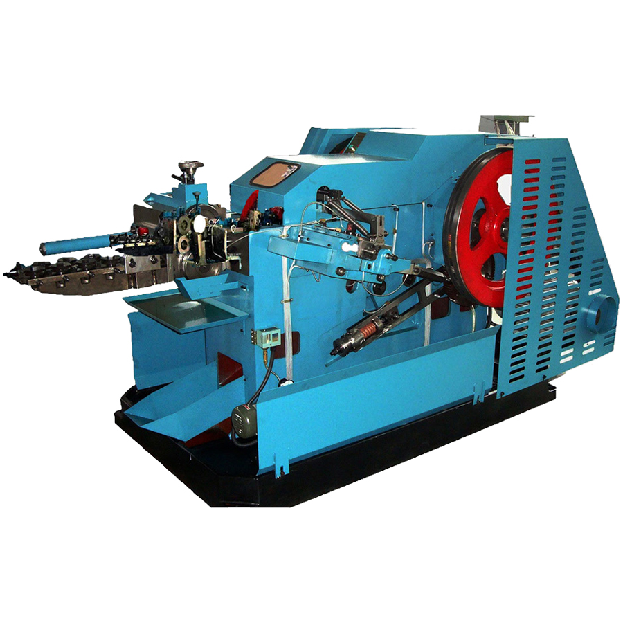2-die-3- Blow Cold Heading Machine